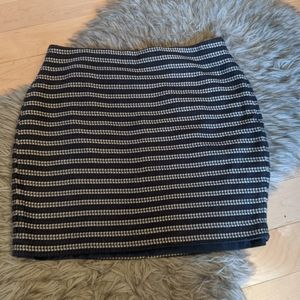 LOFT - Knit Mini Skirt